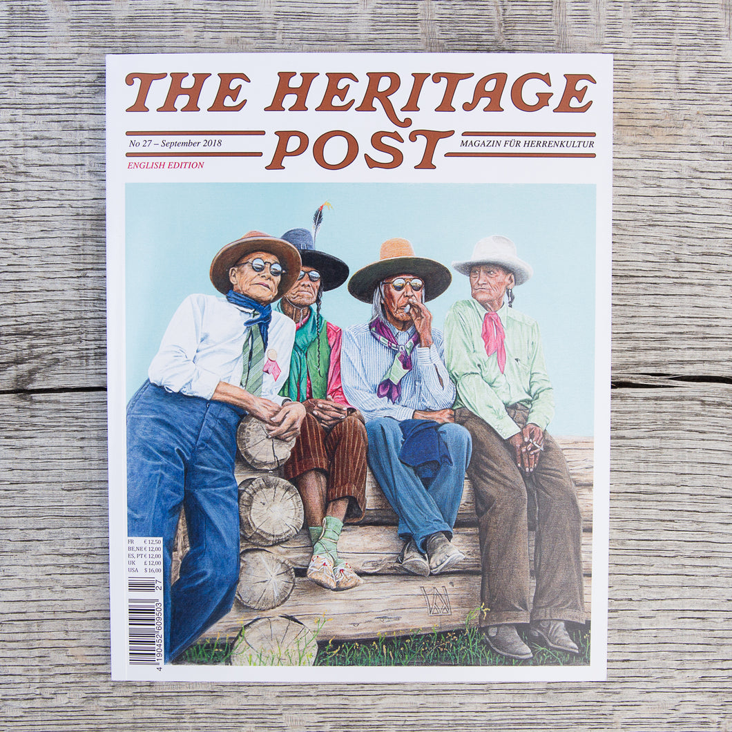 The Heritage Post English Edition Issue 27