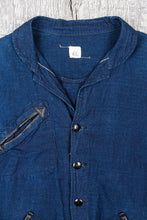 Second Hand Mister Freedom Chaparral Blouse Indigo Canvas Size 40