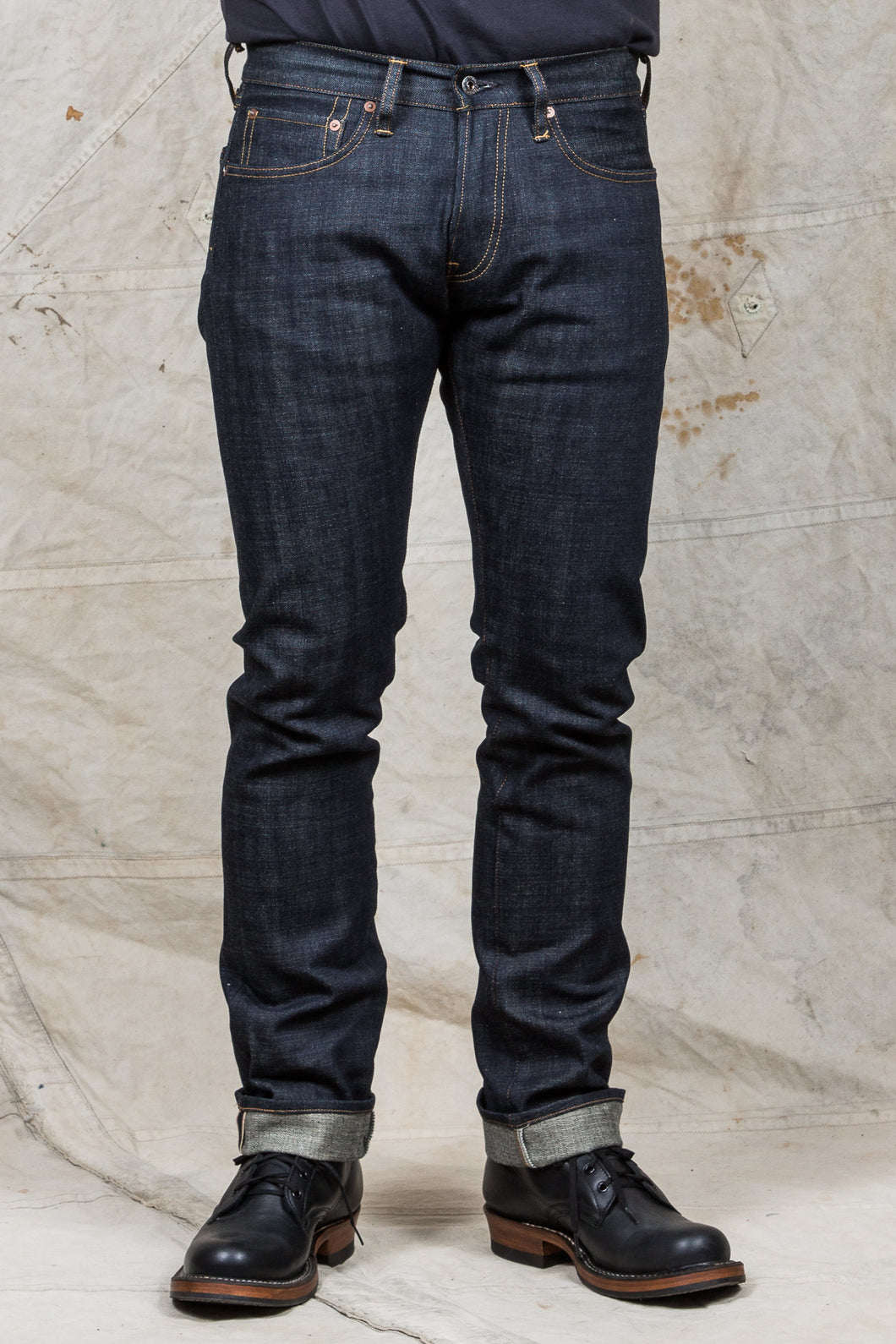Indigofera Ray Jeans Winlock Selvedge Denim