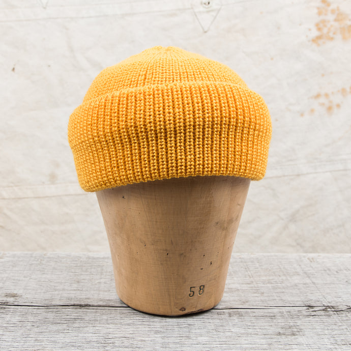 Heimat Mechanics Wool Hat Golden