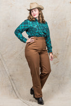 Miriam Parkman x Indigofera Weavers Canvas Pants
