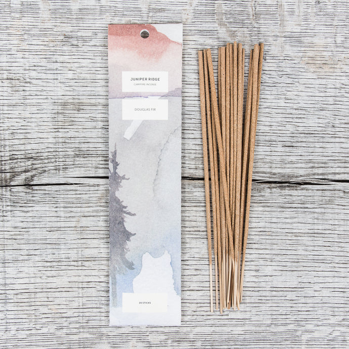 Juniper Ridge Campfire Incense Douglas Fir