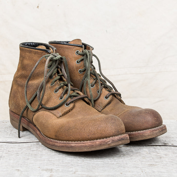 Second Hand Red Wing x Nigel Cabourn Style No. 4610 Munson Boot