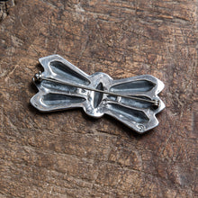Larry Smith OT-P0131 Butterfly Silver Pin