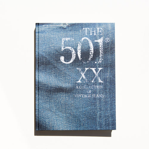 501xx Book A Collection of Vintage Jeans