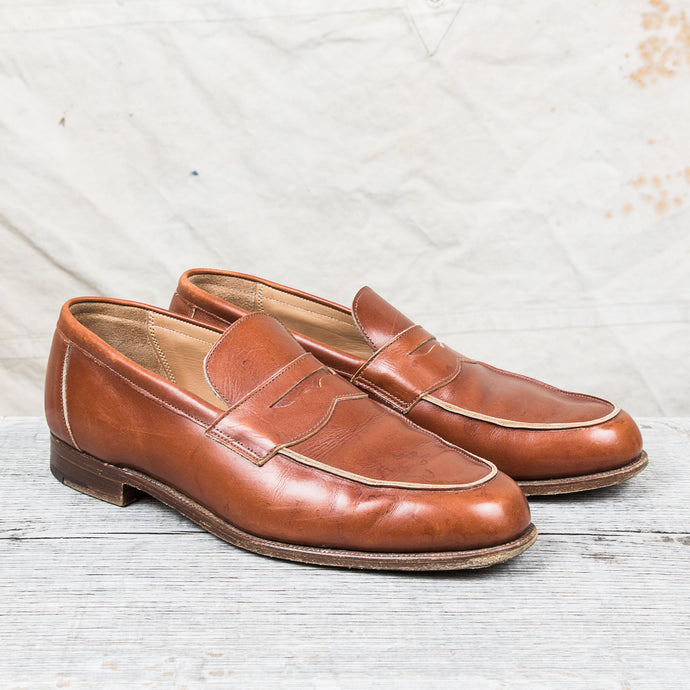 Second Hand Trickers Chicago Penny Loafers
