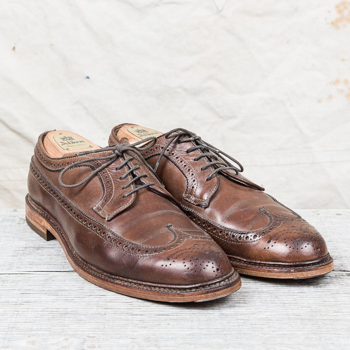 Second Hand Alden 97870 Longwing Natural Chromexcel