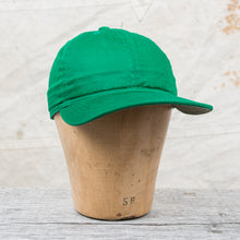 Papa Nui Cap Co. Mike Forney Green Cap