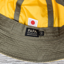 Papa Nui Cap Co. Beach Master Yellow Hat