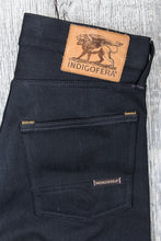 Indigofera Buck Jeans Selvedge Gunpowder New Fit
