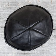 Second Hand Engineered Garments Leather Skull Cap