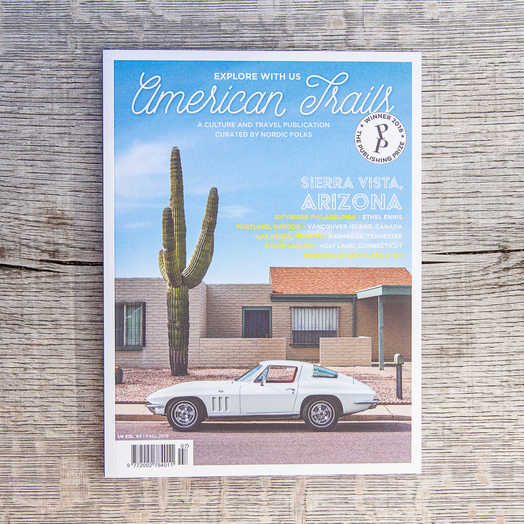 American Trails Magazine #3 Fall 2019 English Edition