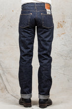 Burgus Plus & Co. 955-xx Natural Indigo Selvedge Denim Jeans