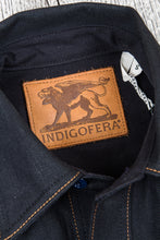 Indigofera Fargo Shirt LTD Gunpowder Ten Years Anniversary