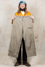 "Vintage 1940s / 50s Swedish Army Pants ""Grötbyxor"" No. 6"