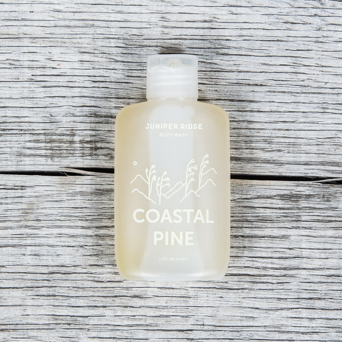 Juniper Ridge Organic Body Coastal Pine 2oz
