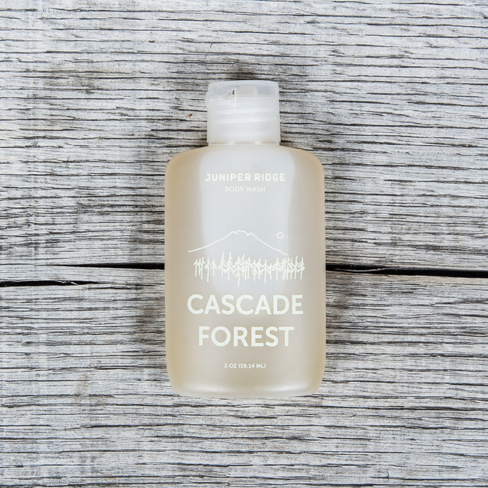 Juniper Ridge Organic Body Cascade Forest 2oz