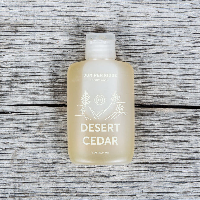 Juniper Ridge Organic Body Desert Cedar 2oz