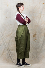 Workware Hong Kong Unisex Balloon Pants Green