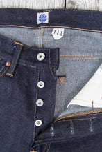 Indigofera Buck Jeans Fabric No. 9