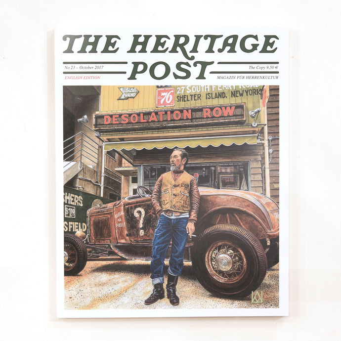 The Heritage Post English edition Issue 23