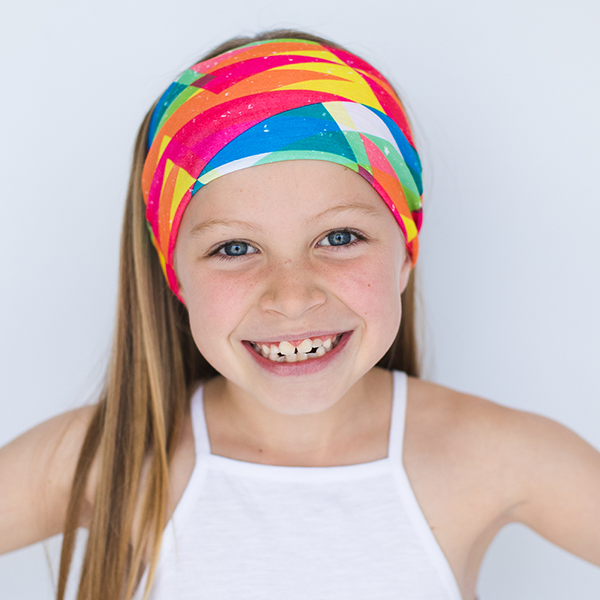 KIDS CRAZY DAYS MULTI USE HEADBAND