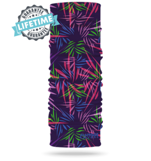 TROPICAL PALM MULTI USE HEADBAND