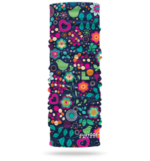 Flower Punch<br> <b>MULTI USE HEADBAND </b>