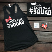 Disney Squad Shirt with Mickey Ears