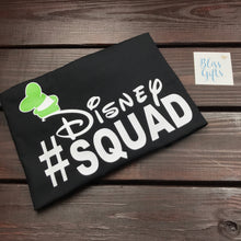 Disney Squad Shirt with Goofy Hat