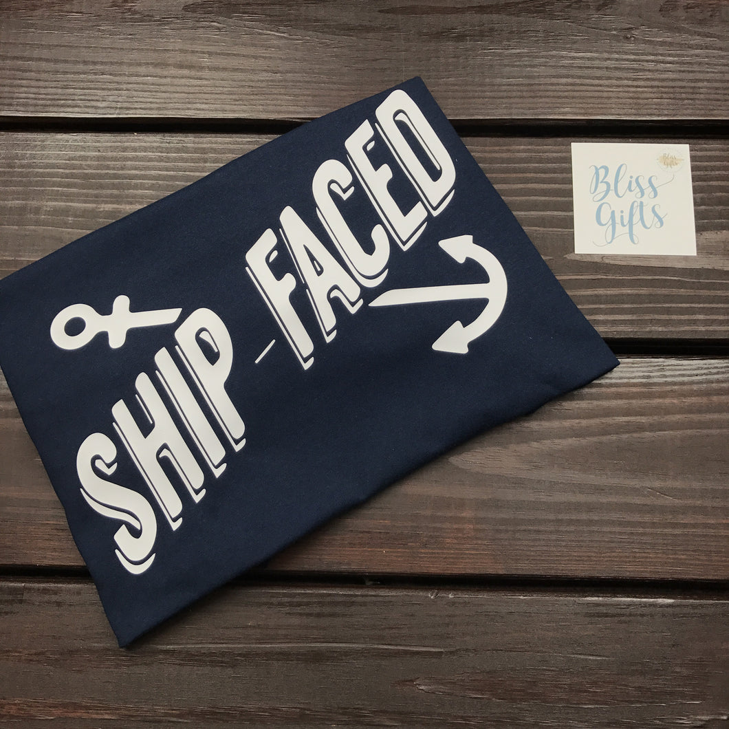 Ship Faced Cruise Shirt