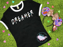 Dreamer, Friends, 90s Disney, Disney vibes shirt- womens disney shirt- unisex disney shirt- cute disney shirt- disney inspired shirt