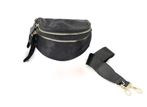 Detachable Strap Fanny / Cross-body Bag