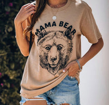 Pre Order Mama Bear Tee - READY TO SHIP