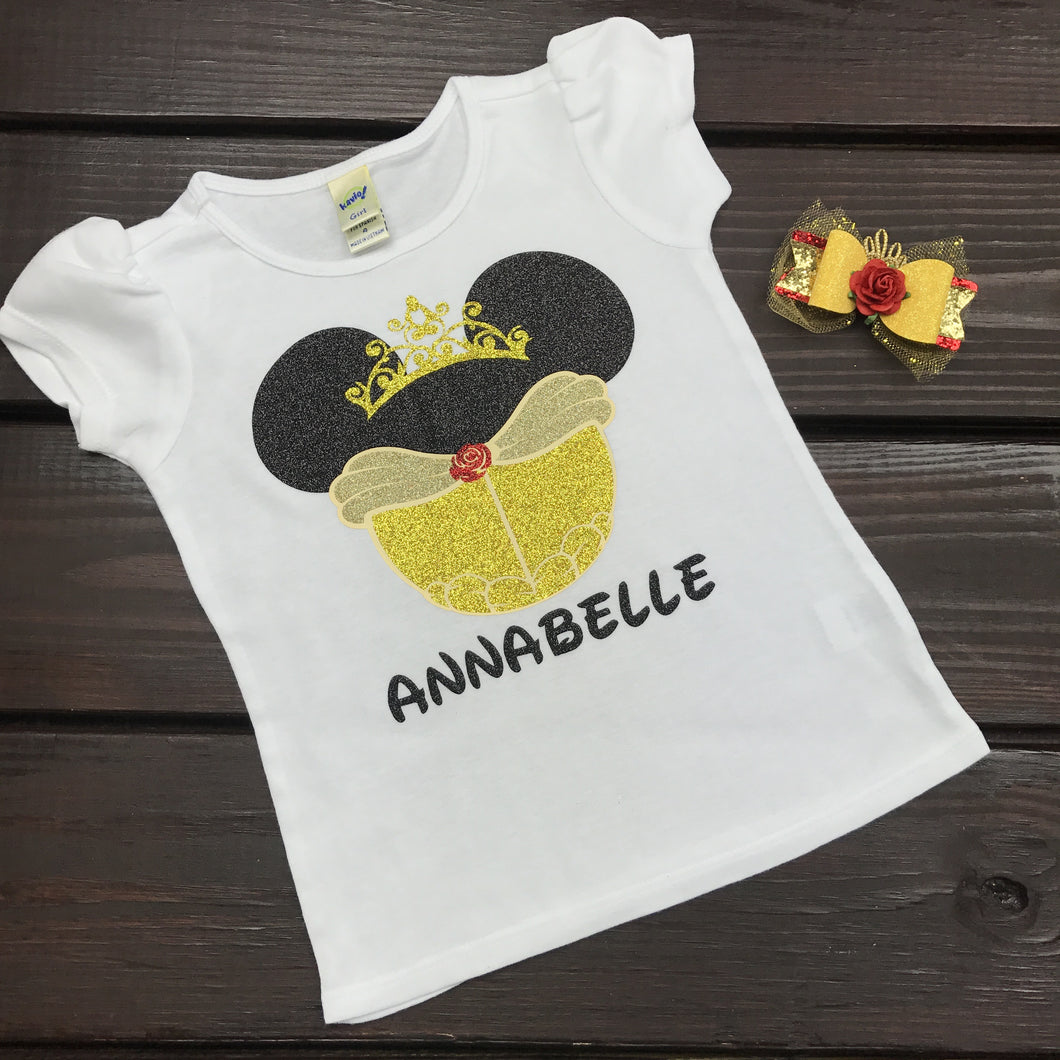 Belle Minnie Shirt