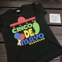 Cinco De Mayo Kids Shirt
