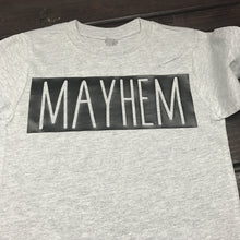 Mother Of Mayhem Mommy And Me Shirt