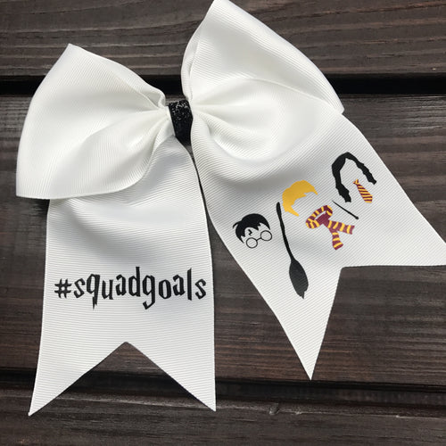 # Squad Goals Harry Potter Bow