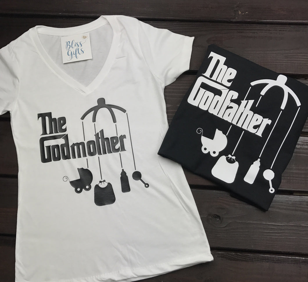 The Godfather With Mobile Shirt