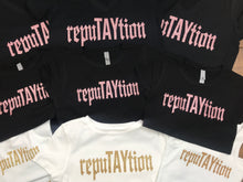 Taylor Swift Concert Shirt, Swiftie Shirt, TAYTAY, reputaytion, repuTAYtion, rose gold
