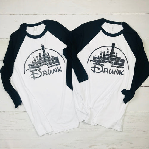 Food And Wine Shirt, Drunk Castle, Men's Drunk, Epcot Food And Wine, Disney Food and Wine, Mens Tank Top, EPCOT, Disney Drinking, Drinking Shirt