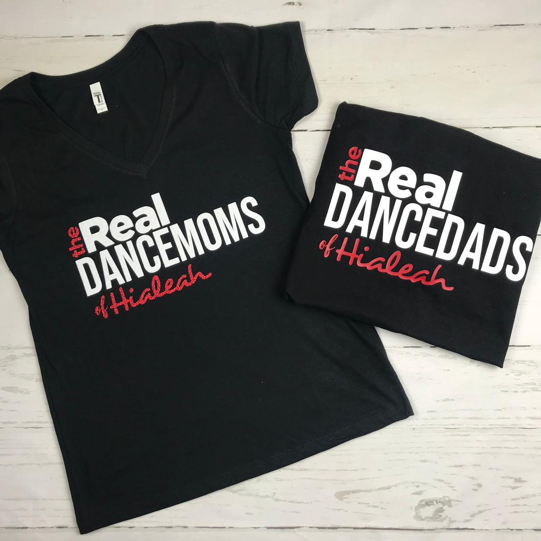 Real dance mom real dance dad