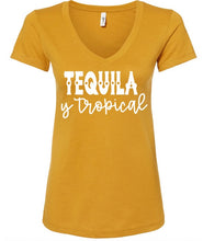 Tequila y Tropical Mustard