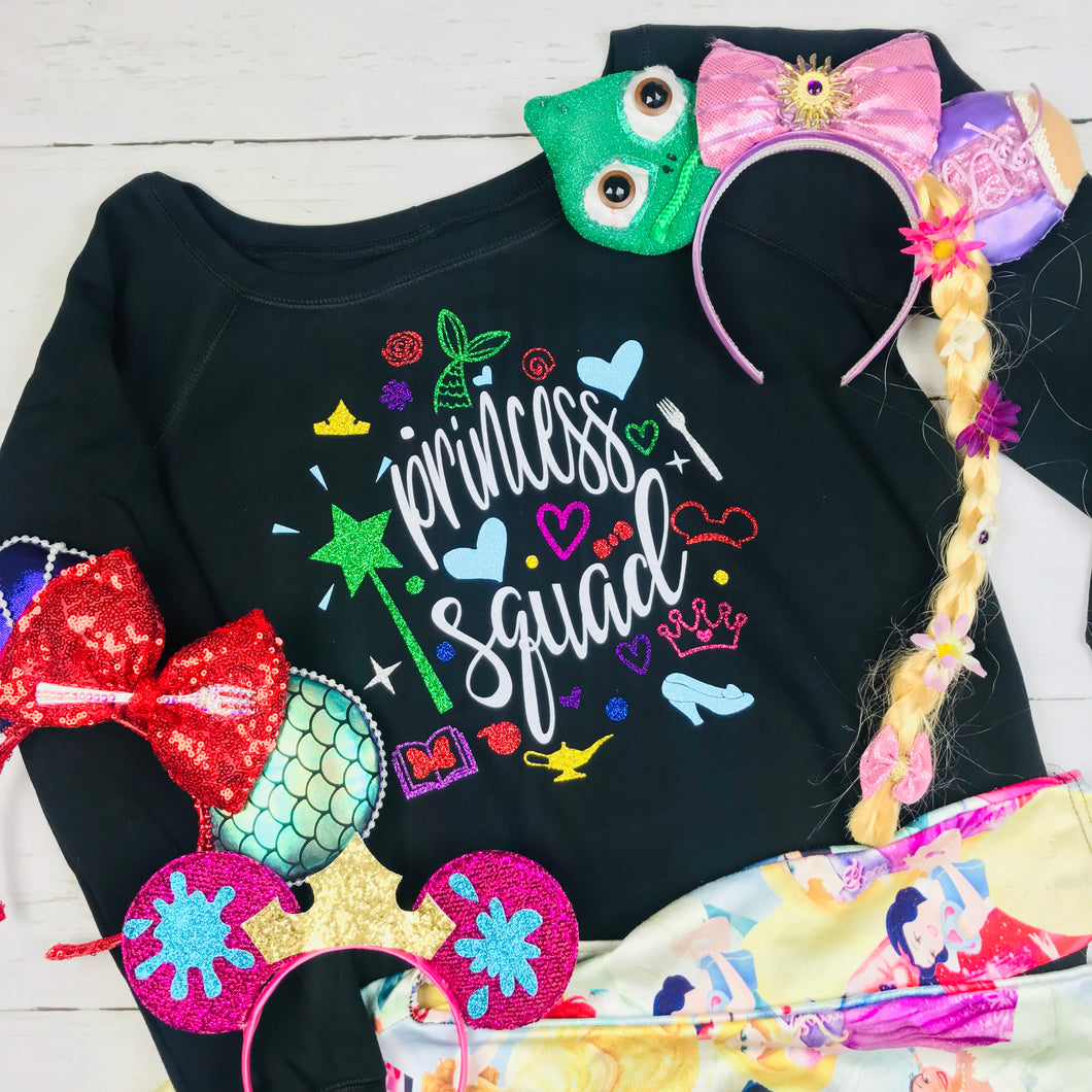 FOR ALL Princess Squad, Disney Shirts, This is the matching shirt for the princess drinking squad with no glasses and without the word drinking