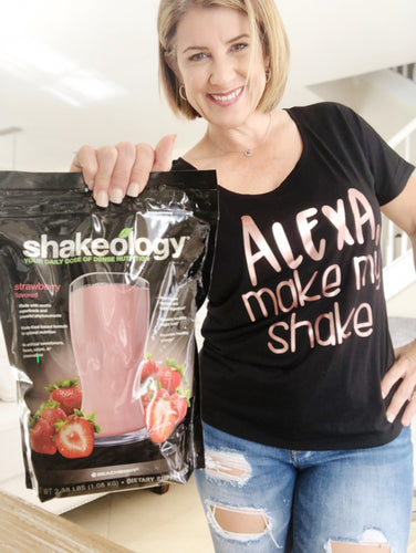 Alexa Make My Shake