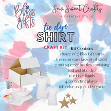 Tie Dye Kit Collab with @SewSweetCrafts