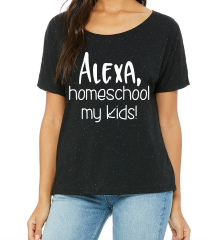 Alexa Homeschool My Kids