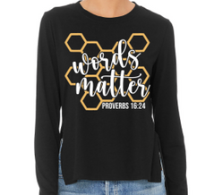 Honeycomb Words Matter