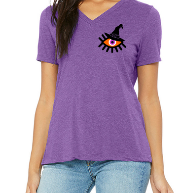 Halloween Evil Eye Witch
