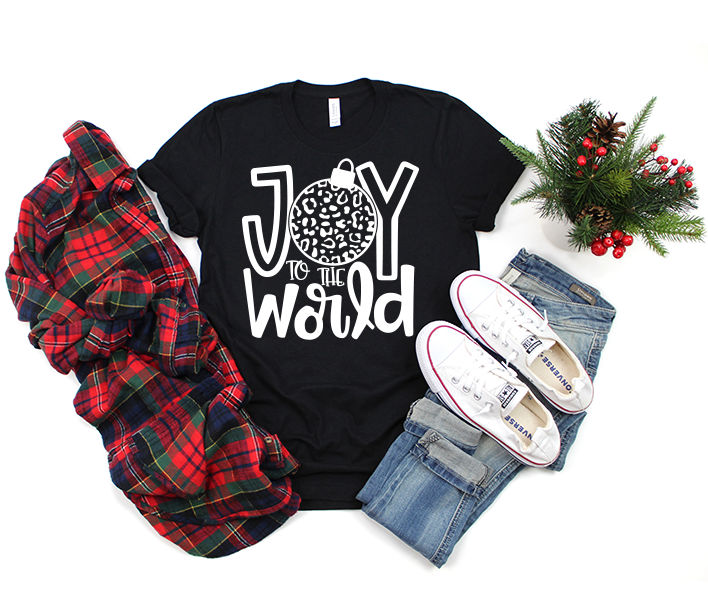JOY to the World - BLACK